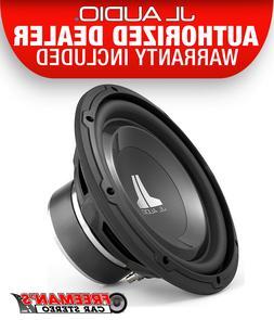 """JL Audio 10W1v3-2 300W 10"""" W1v3 Series Single 2 ohm Subwoofe"""