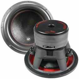 """12"""" Subwoofer Dual 4 Ohm 1100 Watts RMS Car Audio Audiopipe"""