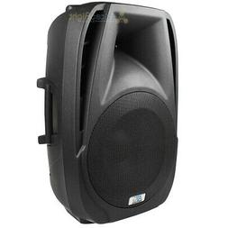 "15"" Portable Wireless DJ Audio To Go Led Speaker 3000 Watts"