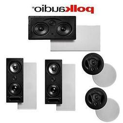 Polk Audio 90-RT +  Polk Audio 265-LS +  Polk Audio 255C-RT