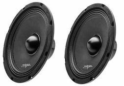 SKAR AUDIO NPX8-8 350 WATT 8-INCH NEO 8-OHM MID-RANGE LOUDS