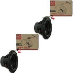 """2 x PIONEER TS-W3003D4 12-INCH 12"""" CAR AUDIO DUAL 4-OHM SUBW"""