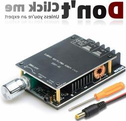 200W Bluetooth 5.0 Amplifier Board TPA3116,DAMGOO 100W+100W