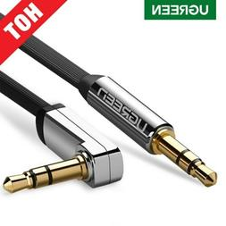 Ugreen 3.5mm AUX AUXILIARY CORD Male to Male Stereo Audio Ca