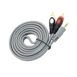 3.5mm To 2 RCA Audio Cable Cord Adapter For Vizio S382w-CO C