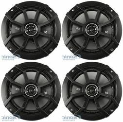 "4) Kicker 43CSC65 CS Series 6.5"" 600W RMS 2-Way Coaxial Car"