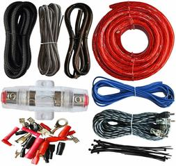 SoundBox Connected 4 Gauge Amp Kit Amplifier Install Wiring