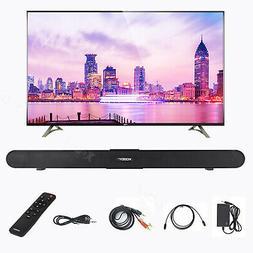 40W Speaker Soundbar Subwoofer Wireless TV Home Theater Soun