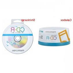 Memorex 40X Digital Audio Music CDR  80min 700MB  Wholesale