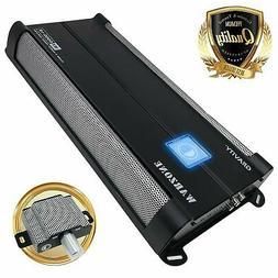 Gravity 6000W Class D 1Ohm Stable car audio Subwoofer bass C