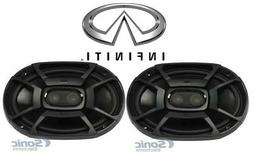 """Polk Audio 6x9"""" Front Car Speaker Replacement For 2004-2005"""