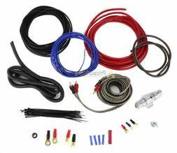 8 Gauge Amplifier Wiring Kit Car Audio Amp 8G Installation I