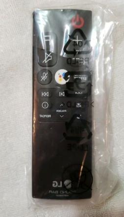 LG AKB75595321 OEM  Sound Bar Remote Control for SL8YG SL10Y