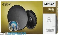 "INFINITY ALPHA 6520 6.5"" 280W 2WAY SUPER TWEETERS COAXIAL CA"
