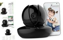 Amcrest Zencam WiFi Camera, Pet Dog Camera, Nanny Cam with T