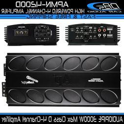 AUDIOPIPE APMN-4200D 4 Channel Car Audio Amplifier 3000W 4CH