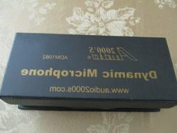 Audio 2000's Microphone ADM1062 DYNAMIC MICROPHONE NEW IN TH