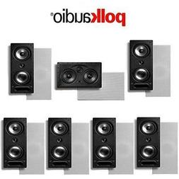 Polk Audio 265-RT 7.0 Vanishing Series In-Wall / In-Ceiling