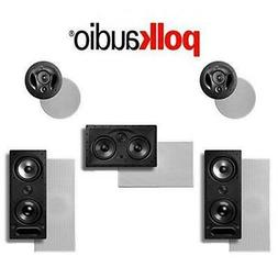 Polk Audio 265LS 5.0 Vanishing Series In-Wall / In-Ceiling H
