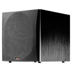 audio psw505 12 inch powered subwoofer single