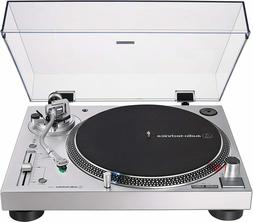AUDIO TECHNICA AT-LP120X-USB DIRECT-DRIVE ANALOG & USB TURNT
