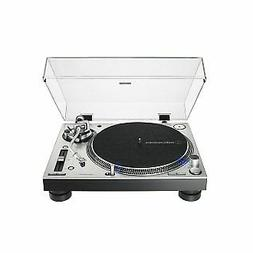 Audio-Technica AT-LP140XP-SV Direct-Drive Professional DJ Tu