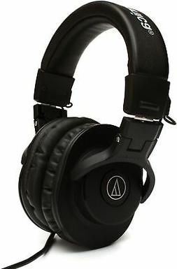 Audio-Technica ATH-M30x Closed-back Monitoring Headphones