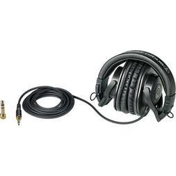 Audio-Technica*ATH-M30X*Pro Studio DJ Monitoring Headphones
