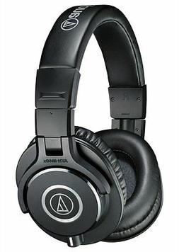 Audio-Technica ATH-M40x Closed-Back Professional Studio Moni