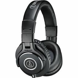 Audio Technica ATH-M40X Professional Closed Back Headphone M
