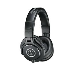 Audio-Technica ATH-M40x Professional Studio Headphones  2 Ye