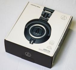 Audio-Technica ATH-M50x Headphones Black - NEW