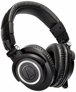 Audio-Technica ATH-M50x Professional Monitor Headphones. U.S