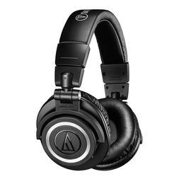 Audio-Technica ATH-M50xBT Bluetooth 5.0 Wireless Closed-Back