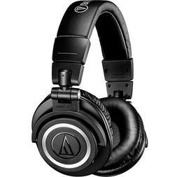 Audio Technica ATH-M50XBT Bluetooth Closed-Back Headphones,