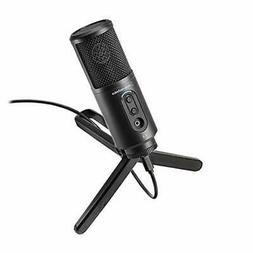 audio technica atr2500x usb unidirectional condenser streami