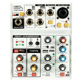 Audio2000s AMX7304 Four-Channel Audio Mixer w/USB Interface