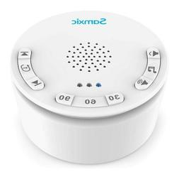 Baby Soother, Samxic Baby Sound Machine Shusher White Noise
