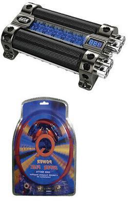 BOSS CAP18 18 FARAD Digital Car Audio Capacitor Cap Digital