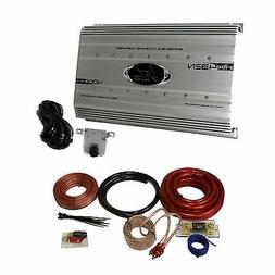Lanzar 4000 Watt 4 Channel Bridgeable Car Audio Amplifier +