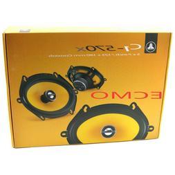 """JL Audio C1-570x  C1 Series 5"""" x 7"""" 2-Way Coaxial Car Audio"""
