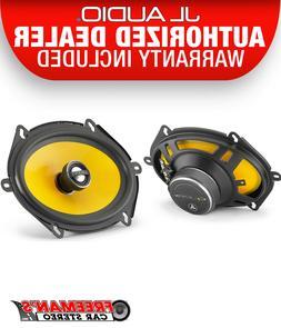 "JL Audio C1-570x 5"" x 7""/6"" x 8"" 120W RMS 2-Way C1 Series Co"