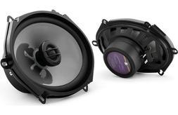 "JL AUDIO C2-570x 5x7"" Coaxial Car Speakers Silk Soft Dome tw"
