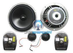 """C5-650 JL AUDIO 6.5"""" C5 CAR COMPONENT SPEAKERS CROSSOVERS SI"""