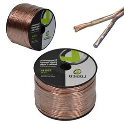 14/2 250FT 14AWG GAUGE 2 CONDUCTOR TRANSPARENT HIGH STRAND S