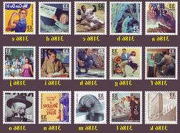 Celebrate the Century 1940's 33¢ U. S. Stamps #3186 - Your