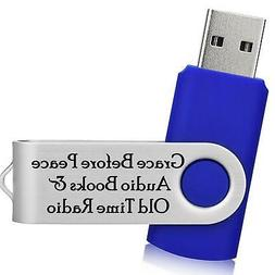 Complete KJV King James Version Audio Bible on 1 USB Flash D