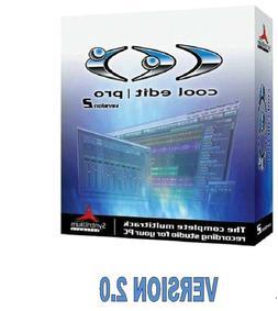 Cool Edit Pro 2.0 Digital Audio WorkStation Full Version Edi