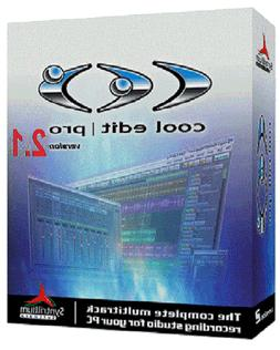 Cool Edit Pro 2.1 Full Version Digital Audio Workstation Edi