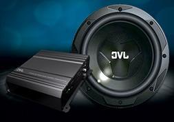 Jvc CS-PK202 2-Ch Car Amplifier w/ one Sub